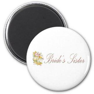 Brides Sister Magnet