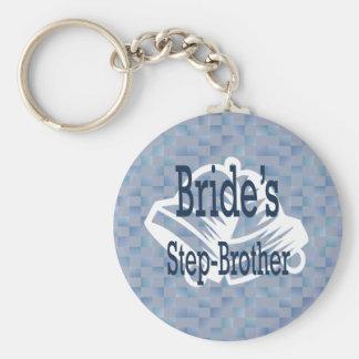 Brides Step-Brother Keychain