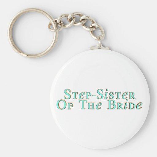 Brides Step-Sister Keychain