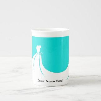 Bride's Tea Cup