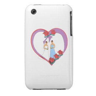 Brides/Valentine Case-Mate iPhone 3 Cases