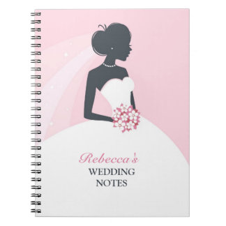 Bride's Wedding Notebook