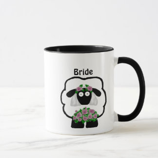 BrideSheep, Bride Mug