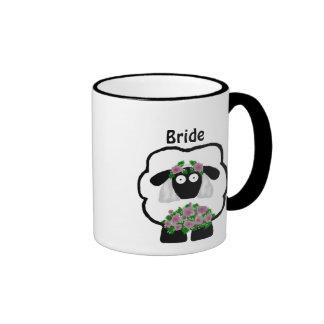 BrideSheep, Bride Ringer Mug