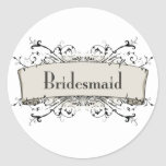 *Bridesmaid