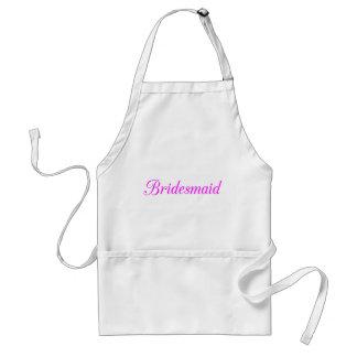 Bridesmaid Standard Apron