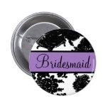 Bridesmaid Badges