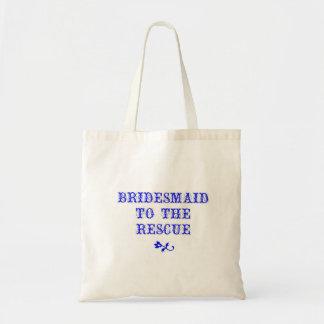 Bridesmaid Bag Bright Blue