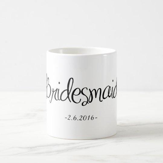 Bridesmaid Coffee Mug