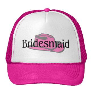 Bridesmaid (Cowboy Hat) Cap