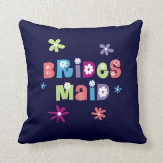Bridesmaid Cushion