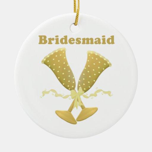 Bridesmaid Ornaments
