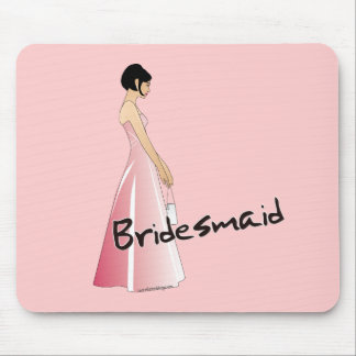 Bridesmaid Gifts Mousepads