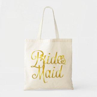 Bridesmaid Gold