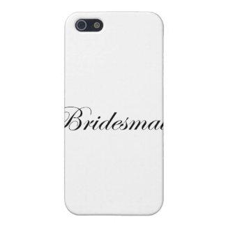 Bridesmaid iPhone 5 Cover