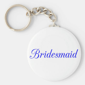 Bridesmaid Keychains