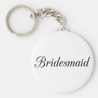 Bridesmaid Key Chains