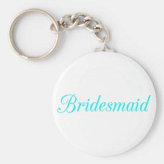Bridesmaid Key Ring