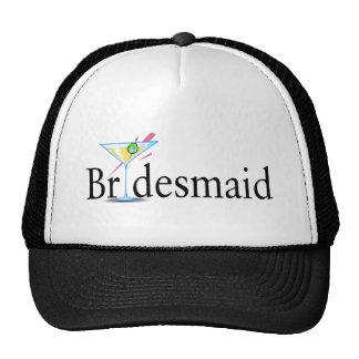 Bridesmaid (Martini Drink) Hats