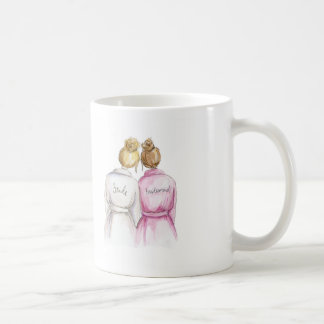 Bridesmaid? Mug Blonde Bride Blonde Maid