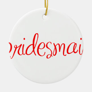 bridesmaid-sexy-red.png christmas tree ornament