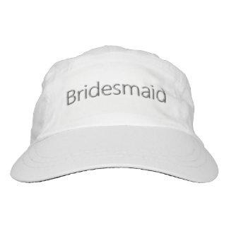 Bridesmaid-Silver(c) Choose Cap Style