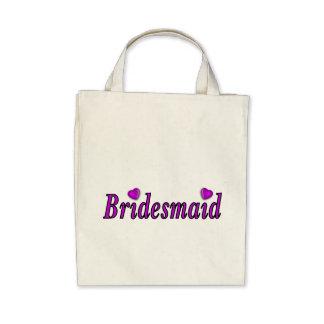 Bridesmaid Simply Love Tote Bag