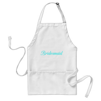 Bridesmaid Standard Apron