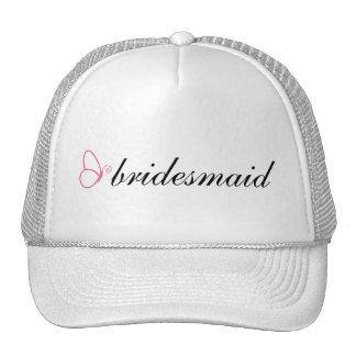 Bridesmaid Stylish Butterfly Wedding Gift Mesh Hats