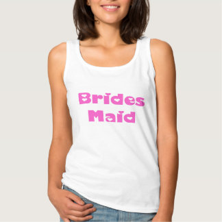 Bridesmaid Tank top/ T-shirt