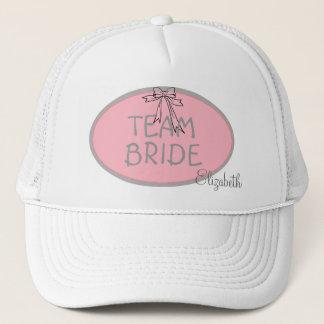 Bridesmaid-Team Bride- Personalized Trucker Hat