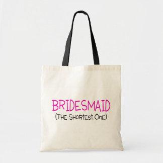 Bridesmaid The Shortest One