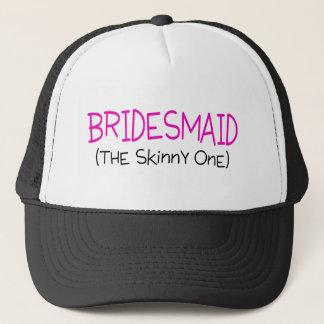 Bridesmaid The Skinny One Trucker Hat