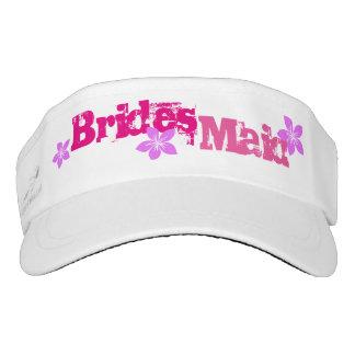 Bridesmaid Visor