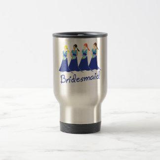 Bridesmaids Attendant Mug