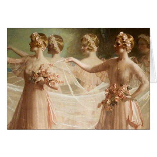 Bridesmaids Card