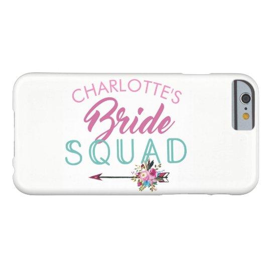 Bridesmaids iPhone Case Mrs Wedding Bride Squad
