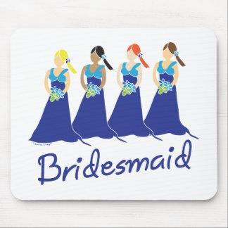 Bridesmaids Mousepad