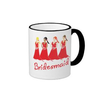 Bridesmaids Mugs Attendant Gifts