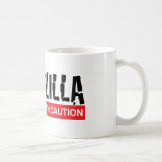 Bridezilla - Approach With Caution Mug