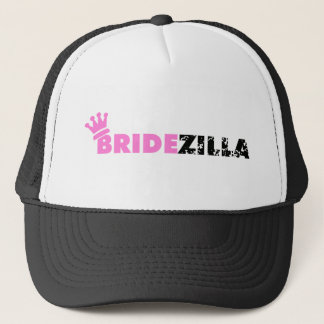 BRIDEZILLA HAT