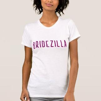 bridezilla ladies t shirts