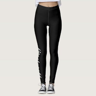 Bridezilla Leggings