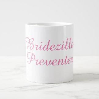 Bridezilla Preventer Jumbo 20 OZ Coffee Mug