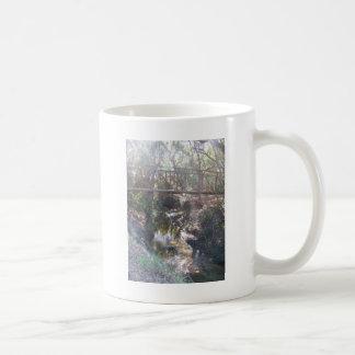 Bridge Above a Stream Coffee Mug