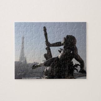 Bridge ALEXANDRE III/Paris Jigsaw Puzzle