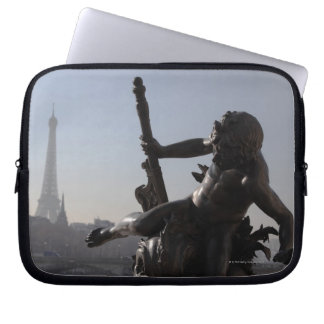 Bridge ALEXANDRE III/Paris Laptop Sleeve