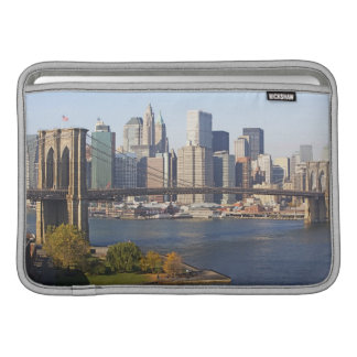 Bridge and Cityscape Sleeve For MacBook Air