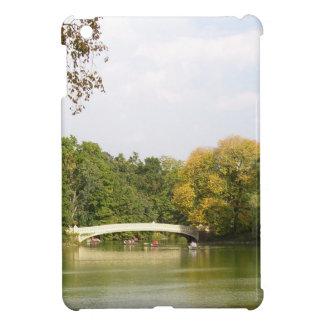 Bridge at Central Park, New York City Cover For The iPad Mini