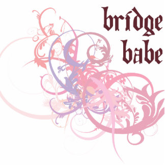 Bridge Babe Photo Sculptures